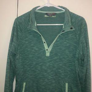Avalanche green Lightweight sweater